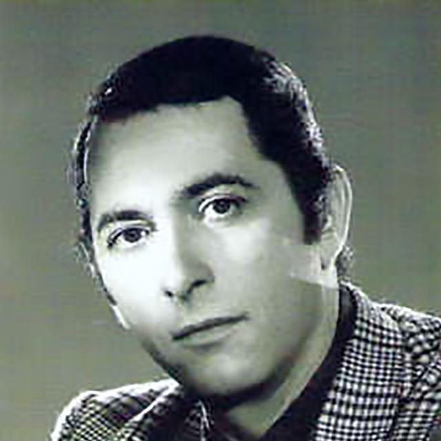 Rodolfo Lesica, Argentine Tango singer.