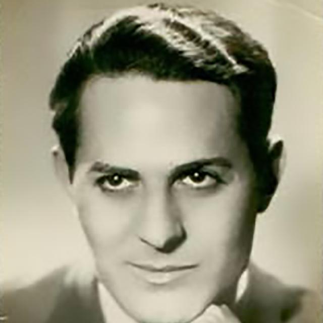 Rodolfo Sciammarella, Argentine Tango musician and composer.