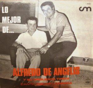 Oscar Larroca & Alfredo De Angelis. Argentine music at Escuela de Tango de Buenos Aires.