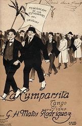 La Cumparsita. Argentine Tango.