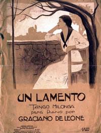 Argentine Tango music at Escuela de Tango de Buenos Aires