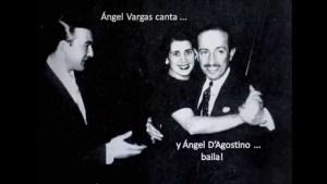 Ángel D'Agostino y su Orquesta Típica with Ángel Vargas. Argentine Tango music at Escuela de Tango de Buenos Aires.