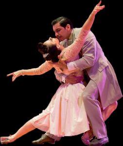 Escuela de Tango de Buenos Aires. Aulas de tango.