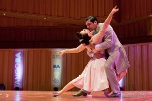 Francisco Palhano and Melina Castro. Maestros and performers. Escuela de Tango de Buenos Aires. Classes and private lessons all levels.