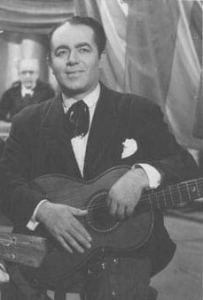 Lito Bayardo. Argentine music. Escuela de Tango de Buenos Aires.