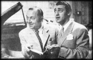 Ricardo Malerba and Orlando Medina. Argentine music at Escuela de Tango de Buenos Aires.