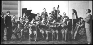 Osvaldo Fresedo y su Orquesta Típica. Music at Escuela de Tango de Buenos Aires.
