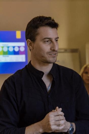 Leandro Tiberio - Director de la Escuela Todo Es Uno