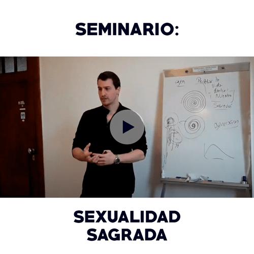 Seminario: Sexualidad Sagrada