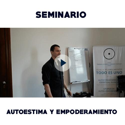 Seminario: Autoestima y Empoderamiento