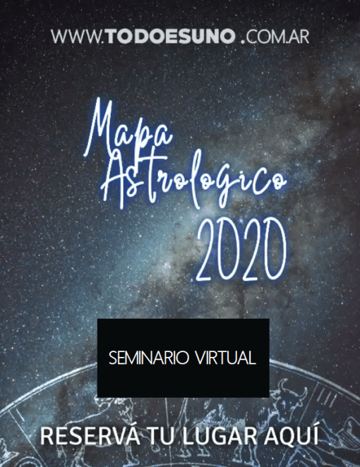Seminario Virtual Mapa Astrologico