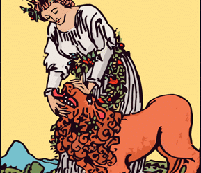 INFORME SEMANAL TAROT – 12/10: LA FUERZA