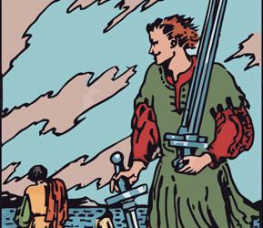 INFORME SEMANAL DE TAROT – 21/12: 5 de espadas