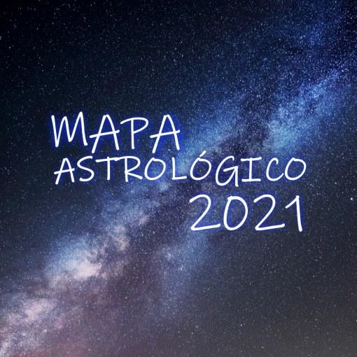 Mapa Astrológico 2021