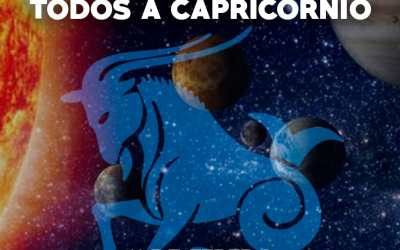 Mapa Astrológico: Todos a Capricornio