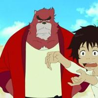 El niño y la bestia (Bakemono no ko, 2015), de Mamoru Hosoda.