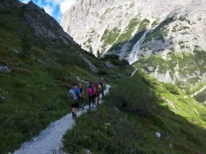 Sentiero CAI-103, Alta Via delle Dolomiti N°5