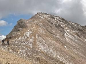 Cima Ombreta Orientale (3011 m)