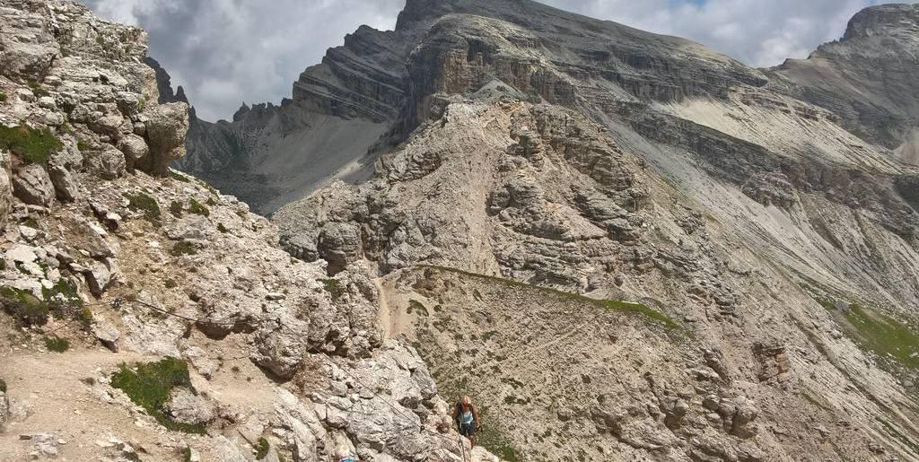 Col Dla Pieres (2748m)