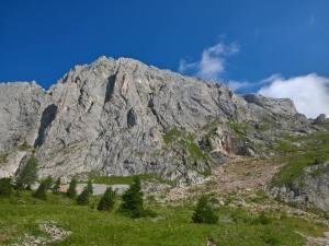 Monte Peralba e cava di Marmo