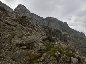 Versante Orientale del Monte Peralba