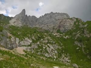 Rifugio Calvi e Monte Chiadenis