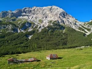 Casera Pramperet in Val Pramperet