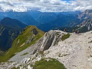 Cresta Occidentale dei Zita