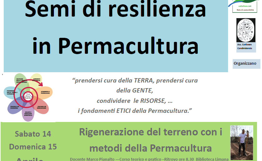 Permacultura in Valbelluna (BL)