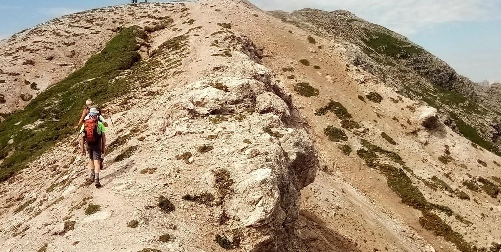 Sentiero Attrezzato Zandonella