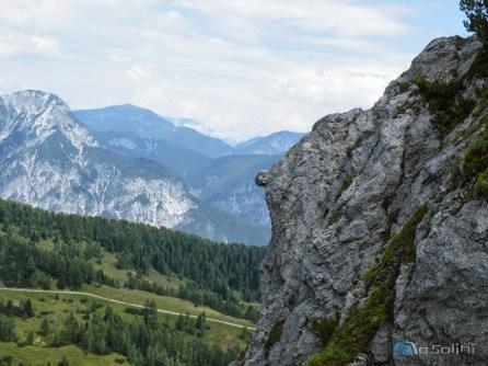 Curiosa roccia a forma di.. seno.