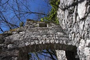 Antichi archi del borgo di Palcoda