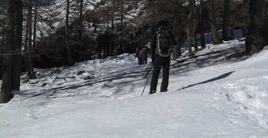 Recensione pantaloni invernali Alpinismo / neve Simond