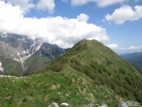panorama dall'Urazza verso Banera