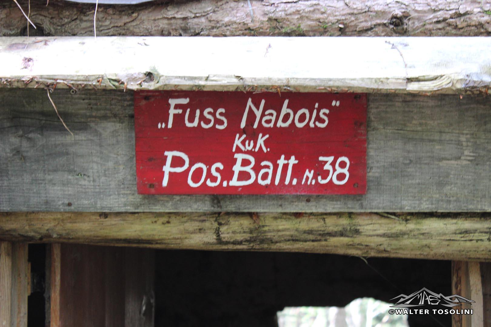 Val Saisera: Parco tematico Grande Guerra