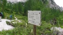 Sentiero alpinistico Chersi
