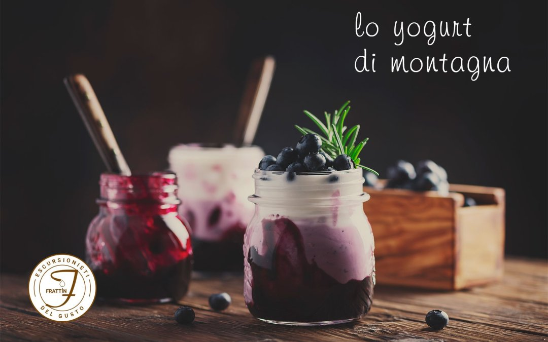 Voglia di fresco: scopriamo lo yogurt di montagna