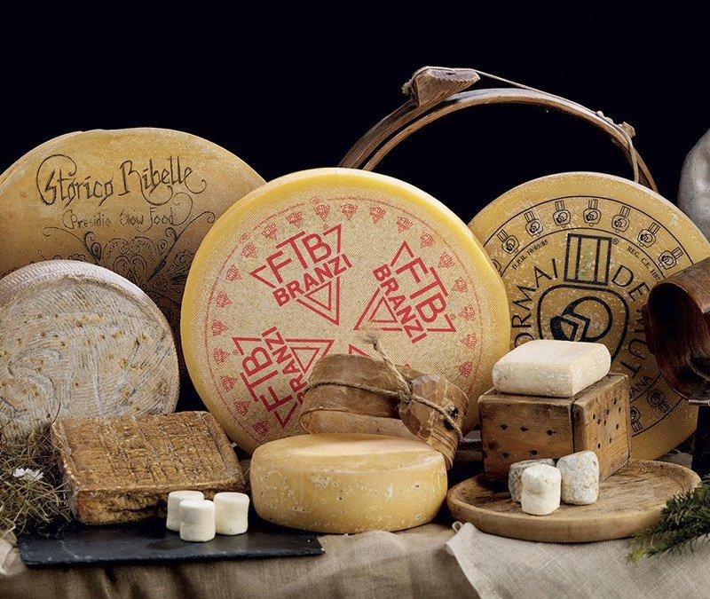 Nella Cheese Valley d'Europa: i formaggi tipici della Val Brembana