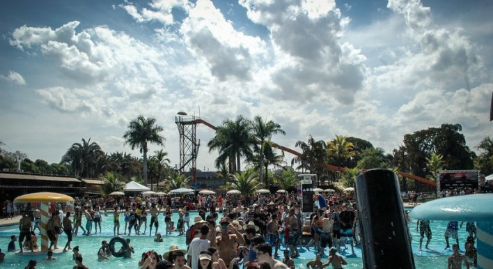 Waterplay Festival: pista