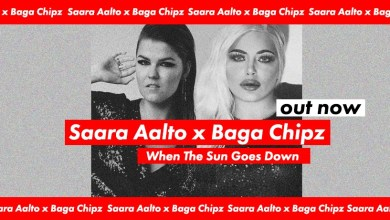 Photo of 🇫🇮 Saara Aalto collaborates with Baga Chipz for new single 'When the Sun Goes Down'