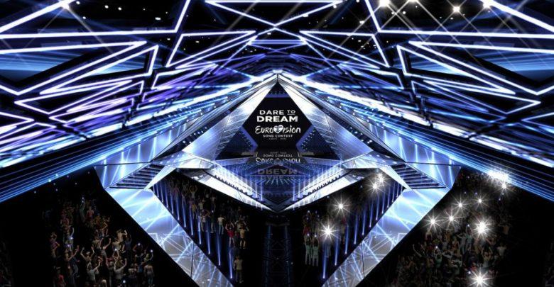 Eurovision 2019 stage