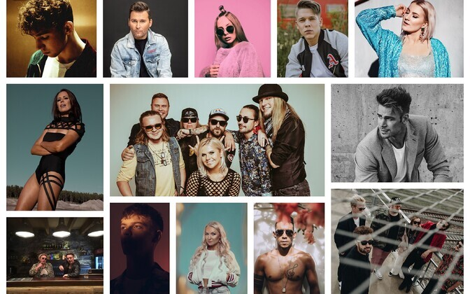 🇪🇪 First semi-finalists for Eesti Laul 2021 revealed - ESCXTRA.com