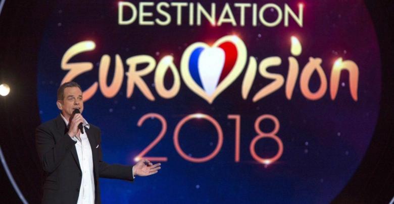 Garou presents Destination Eurovision