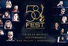 Photo of WATCH LIVE: Festivali i Këngës 58 – Semi 2