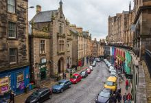 Photo of Netflix's Eurovision film to shoot in Edinburgh