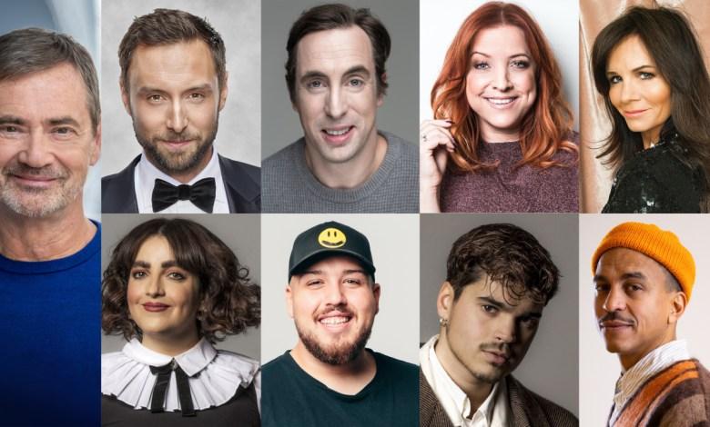 Svt Reveals Hosts For Melodifestivalen 2021 Escxtra Com