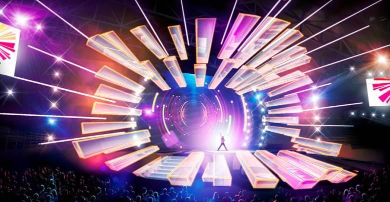 Junior Eurovision 2017 stage