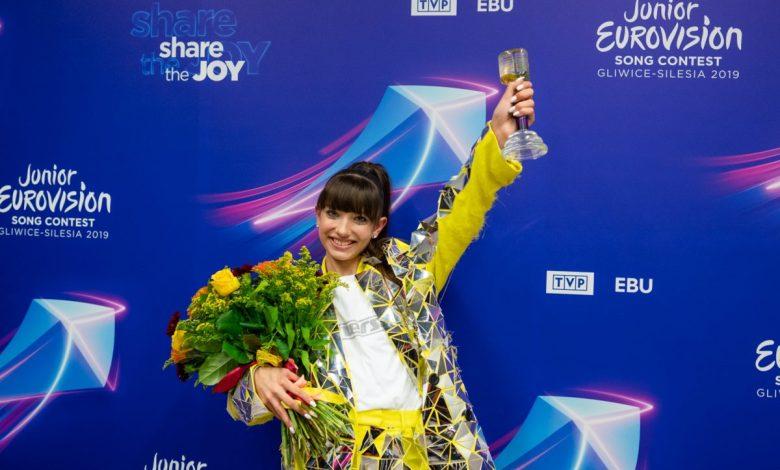 Junior Eurovision 2019 - Winner Viki Gabor