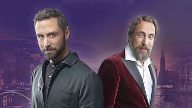 Photo of 🇸🇪 Måns Zelmerlöw to star in a Christmas show with Per Andersson
