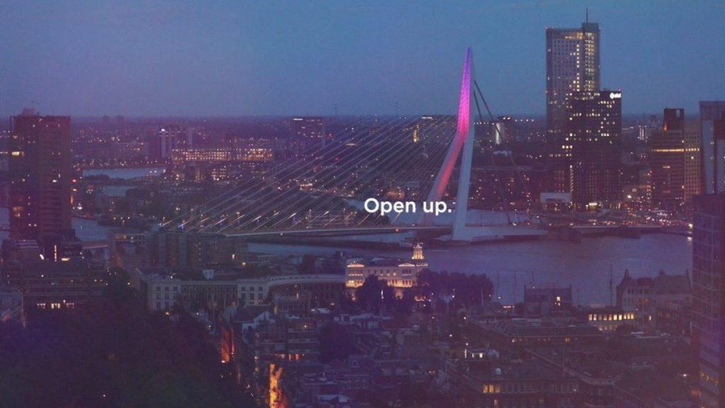 Open up - Rotterdam 2020